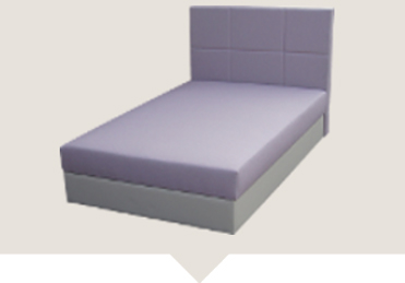 zdjęcie łóżka meble wittke