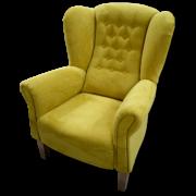 adreno pik, fotel pikowany
